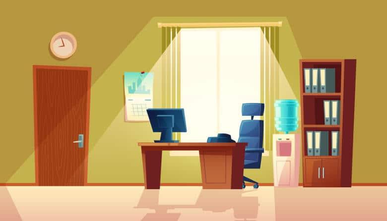 Home office comercial - As tendências